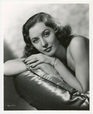 Golden Age of Hollywood Femme Fatale Barbara Stanwyck Original 1938 Photograph