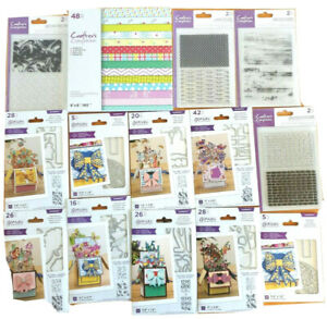 Crafter's Companion Gemini Dimensionals Pop-Up Boxes Card Dies, Stamps or Paper