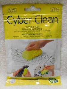 Cyber Clean Original, The High-Tech Cleaning Compound 2.8 oz-80g Resealable Bag