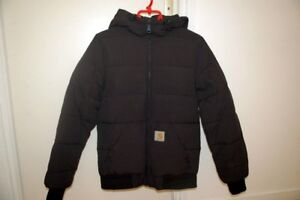 Blouson hivers Carhartt WIP BELMONT JACKET Taille XS