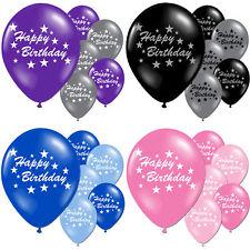 Happy Birthday Party Celebration Latex Printed Balloons Decorations