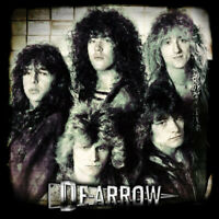 De-Arrow S/T CD Limited Edition Brand New AOR Hard Rock Featuring Roxus Members