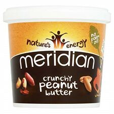 Meridian Peanut Butter - Crunchy 100% Nuts