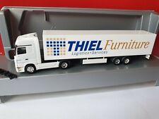 herpa- Actros LH  THIEL Furniture Logistics + Services / LOGWIN Logistic