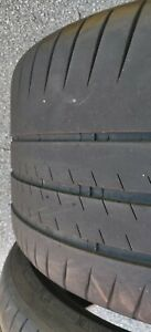 305/30ZR20 ( 103Y ) MICHELIN PILOT SPORT CUP 2 PAIR OF TIRES