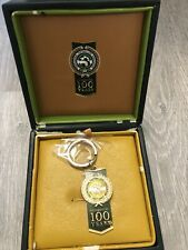 More details for professional footballers association centenary key ring 1907-2007 in case pfa