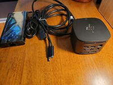 New listing Hp Hsn-Ix01 Thunderbolt Dock 230W G2 Docking Station, Power Supply & Combo Cable