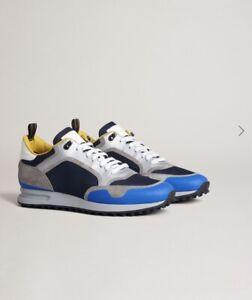 Dunhill Radial Runner Sneaker Cobalt Size 39.5 UK 5.5 RRP£445
