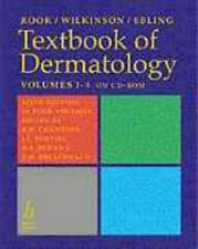 Rook/Wilkinson/ebling: Textbook of Dermatology (Four-Volume Set)