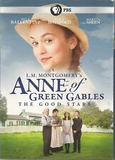 ANNE OF GREEN GABLES: THE GOOD STARS DVD 2017 BRAND NEW! NEVER OPENED!