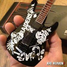 JEFF HANNEMAN - Raiders 1:4 Scale Replica ESP Guitar ~Axe Heaven