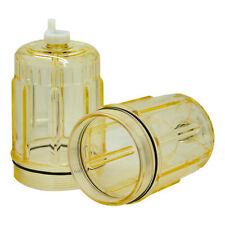 BOWL Fuel Filter for JCB/CASE/HITACHI/KOBELCO/FIAT-KOBELCO