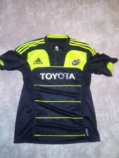 Adidas Formotion Player Issue Munster Rugby Jersey. Size 13 (XXL/XXXL).