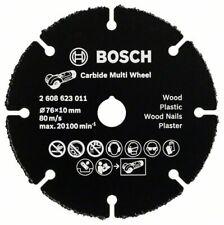 Bosch Trennscheibe Hartmetall Multiwheel 76 mm 10 mm 1 mm  GWS 10,8 2608623011