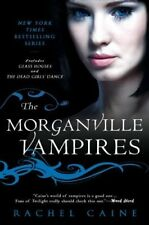 The Morganville Vampires, Vol. 1 (Glass Houses / The Dead Girls .9780749009557
