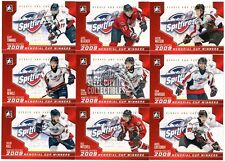 2009-10 In The Game Heroes & Prospects Memorial Cup Winners 18-Card Insert Set