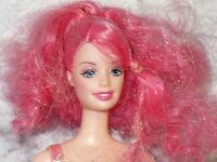 Mattel Barbie Doll FAIRYTOPIA SPARKLE FAIRY Pink Doll