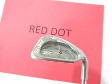 Used RH Ping ISI (Red Dot) Sand S2 Wedge Ping JZ Steel Extra Stiff Flex X-Flex