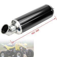 Motorcycle ATV Aluminum Elbow Exhaust Pipe Muffler Silencer Slip On Killer 32mm