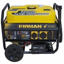 Firman Performance Series Gas Powered Portable Remote Start Generator P03608