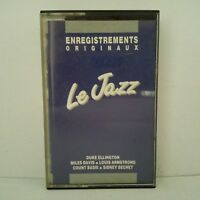 Compilation - Le Jazz (Cassette Audio - K7 - Tape)