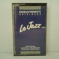 Compilation - Le Jazz (Cassette Audio - K7 - Tape)