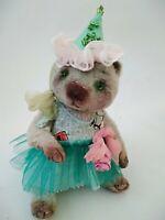 Teddy Bear Lali OOAK Artist Teddy by Voitenko Svitlana.