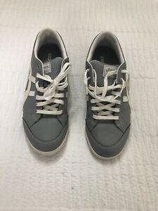 ASICS Golf Shoes GEL PRESHOT CLASSIC Soft Spike Gray US 10.5