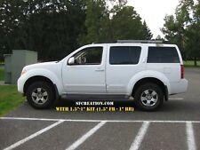 """For Nissan Pathfinder 1.5""""-1"""" Lift Kit (R51 Platform - 2005-2012)"""