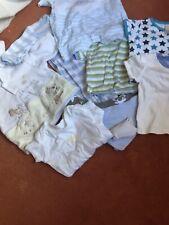 Bundle Baby Boy Clothes 0-3 Months