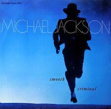 "MICHAEL JACKSON ~ Smooth Criminal 12"" Vinyl Single 1988 Epic * Mint Condition"