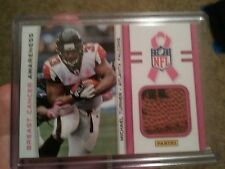 2012 Panini Black Friday Breast Cancer Awareness #3 Michael Turner Jersey