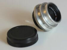 CARL ZEISS JENA Objektiv Lens TESSAR 4,5/40 für M42