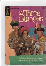 The Three Stooges #11 GD 2.0 1963 Gold Key See My Store
