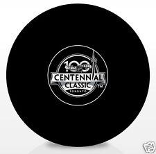 2017 Centennial Classic Autograph Puck Toronto Maple Leafs vs Detroit Red Wings