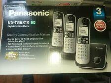 Panasonic kx-tg6813 trio set  brand new boxed