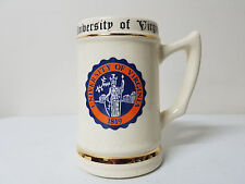 Virginia Cavaliers University Seal Stein Mug