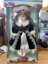 Brass Key Victorian Rose Collection Genuine Porcelain Doll Special Ed 1997