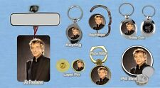 BARRY MANILOW  KEYRING FRIDGE MAGNET PURSE BOTTLE OPENER TROLLEY