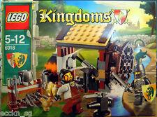 LEGO CASTLE Kingdoms 6918 Blacksmith Attack