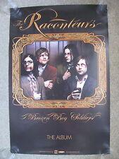The Raconteurs - Broken Boy Soldiers - PROMO POSTER