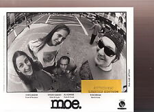 moe. limited edition press kit