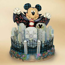 Jim Shore Disney Traditions Mickey Halloween Candy Dsih 4013976 NEW NIB RETIRED