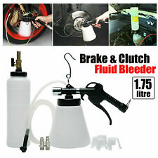 1L Pneumatic Brake Fluid Bleeder Kit Car Air Extractor Clutch Oil Bleeding Tool