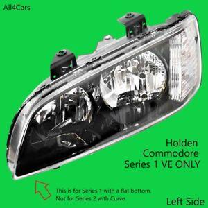 Holden VE Series 1 Commodore Omega Berlina SS SV6 Black Head Light Left Side