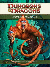 Monster Manual 2: A 4th Edition D&d Supplement Dungeons & Dragons Hardcover