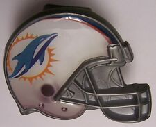 Trailer Hitch Cover NFL Miami Dolphins NEW Metal Football Helmet