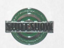 S.H.O.T.  Show  Pin - NEW in Plastic 2014, Metal with Clutch Back