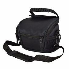 AAS Black DV Camcorder Case Bag for Sony HDR CX155E CX190 XR160E XR155E XR260V