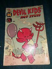 Devil Kids Starring Hot Stuff the little devil #1 silver age 1962 harvey comics